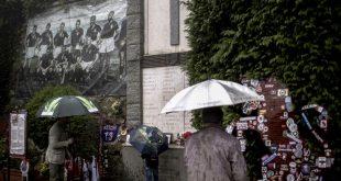 """Die Gedenkstätte auf dem Turiner Stadthügel """"Superga"""""""