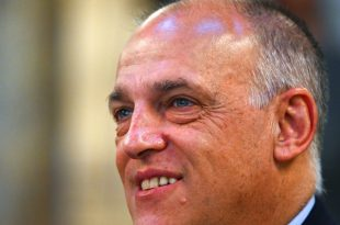 Präsident der LFP: Javier Tebas