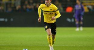 Dortmunds Jacob Bruun Larsen steht im Kader Dänemarks