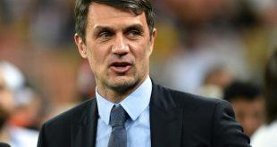 Paolo Maldini ist als Milan-Sportdirektor im Gespräch