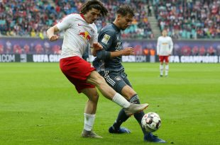 Sabitzer (l.) und RB Leipzig trotzen Bayern ein 0:0 ab