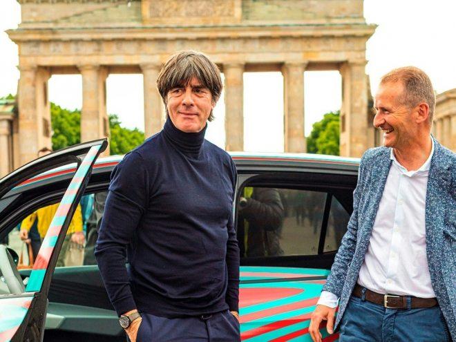Löw wird neuer Markenbotschafter bei Volkswagen