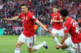 Bayern München gewinnt zum 19. Mal den DFB-Pokal