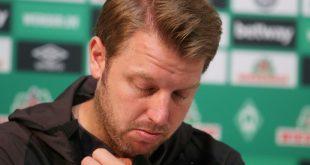 Bedauert den Abgang von Max Kruse: Florian Kohfeldt