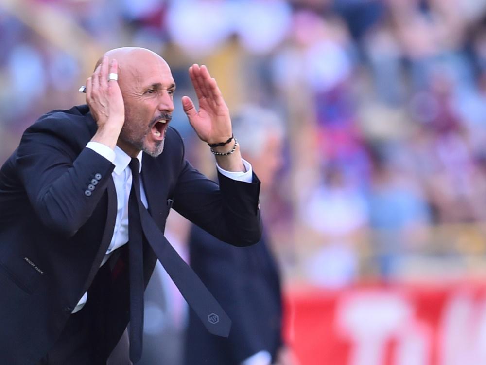 Inter Mailand Trainer