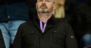 Steve Clarke wird Trainer der Bravehearts