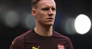 Leno steht mit dem FC Arsenal im Europa-League-Finale