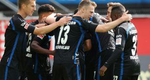Durchmarsch geschafft: Paderborn in der Bundesliga