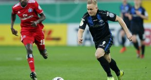 Kai Pröger hat seinen Vertrag in Paderborn verlängert