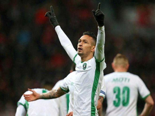 Ludogorez Rasgrad  ist bulgarischer Meister