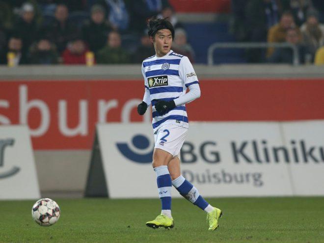 Young-Jae Seo wechselt von Duisburg nach Kiel