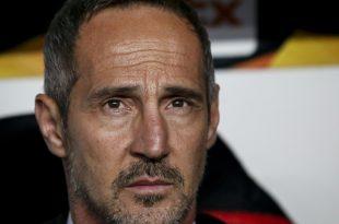 Adi Hütter sieht Leverkusen unter Zugzwang