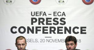 ECA weiter auf Konfrontationskurs mit nationalen Ligen