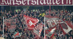 Kaiserslautern hatte den höchsten Zuschauerschnitt