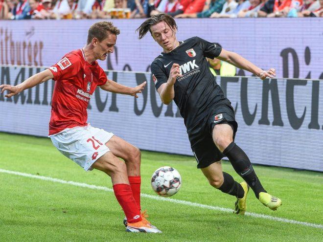 Niko Bungert (l.) beendet nach der Saison seine Karriere