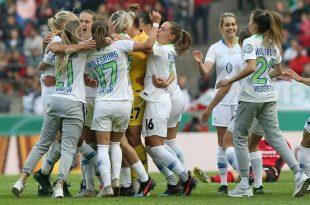 Der VfL Wolfsburg ist deutscher Meister
