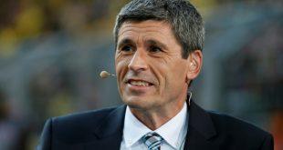 Markus Merk kritiserte die Auslegung der Handspielregel