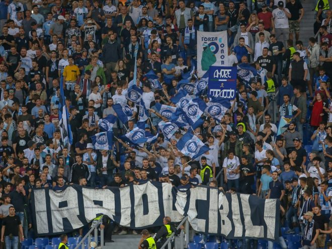 Neun Lazio-Ultras bekommen mehrjähriges Stadionverbot