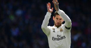 Der Abschied von Sergio Ramos bei Real steht wohl bevor