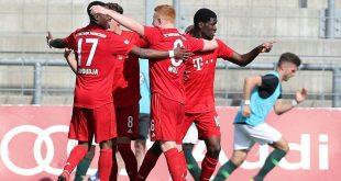 Bayern München II steigt in die 3. Liga auf