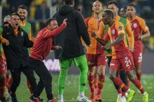 Galatasaray Istanbul gewinnt den türkischen Pokal