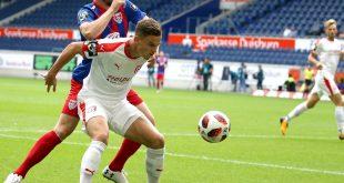 Moritz Heyer (vorne) schließt sich dem VfL Osnabrück an