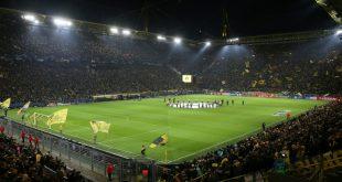 Austragungsort für den Supercup: Der Signal-Iduna-Park