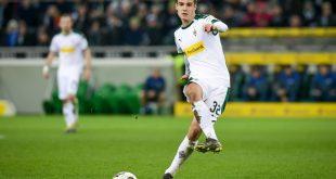 Neuhaus traf zum 1:0 für Mönchengladbach
