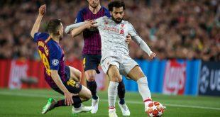 Mohamed Salah fehlt im Rückspiel gegen Barcelona