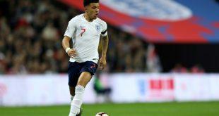 Sancho steht im vorläufigen Kader der Engländer