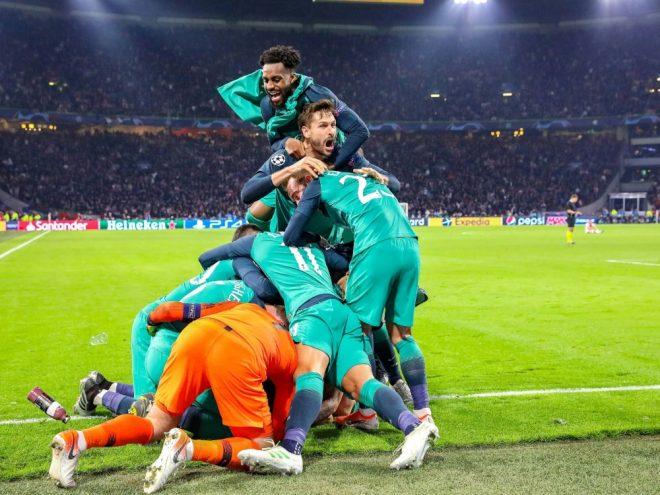 Tottenham schafft den Finaleinzug in letzter Sekunde