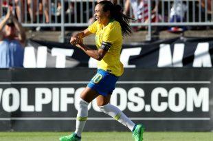 Verletzte sich im Training: Marta