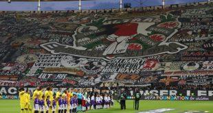 Die Eintracht-Fans freuen sich auf den Europacup