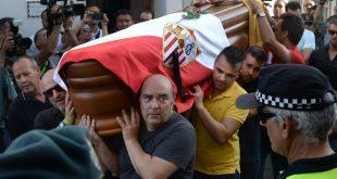 Jose Antonio Reyes wurde in Utrera beigesetzt