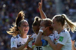 Deutschland in der Favoritenrolle