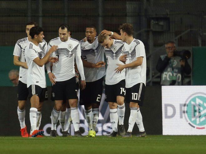 Als Titelverteidiger nach Italien: Die deutsche U21
