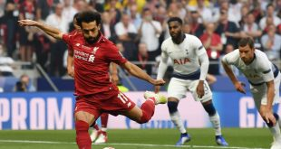 Mohamed Salah bringt Liverpool per Elfmeter in Führung