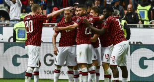 Der AC Mailand wird nicht in der Europa League starten