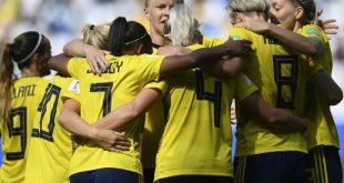Schweden hatte beim 5:1 gegen Thailand keine Mühe