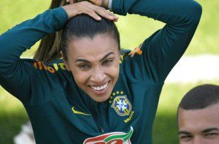 Fehlt Brasilien verletzungsbedingt: Marta