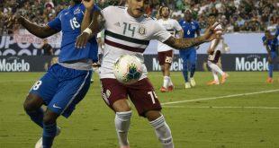 Mexiko steht als Gruppensieger im Viertelfinale