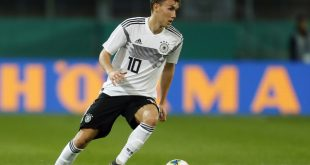 Erzielte zwei Treffer gegen Polen: Luca Waldschmidt