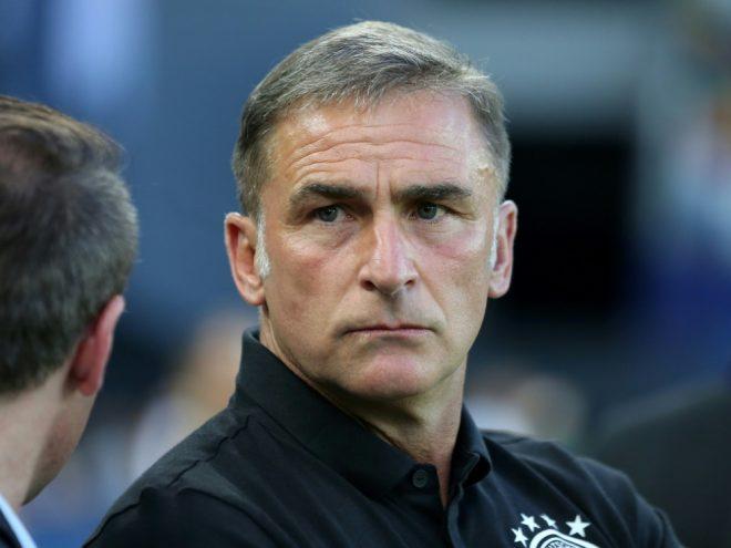 U21-Bundestrainer Stefan Kuntz mahnt zu Besonnenheit