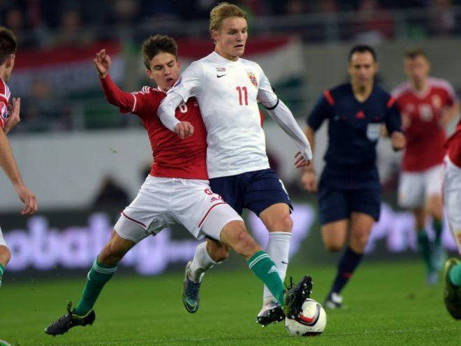 Interessant für Bayer Leverkusen: Martin Ödegaard