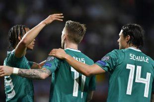 Die deutsche Elf holt den zweiten Sieg im zweiten Spiel