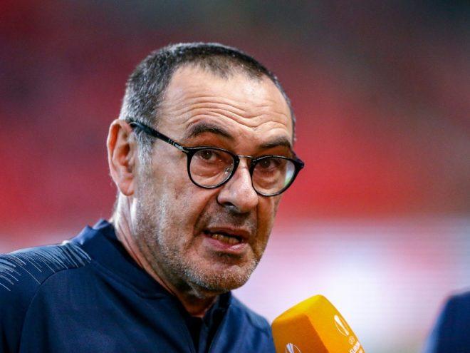Maurizio Sarri coacht künftig Juventus Turin