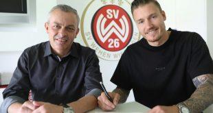 Bleibt dem Aufsteiger treu: Manuel Schäffler