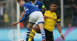 Paul-Philipp Besong wechselt vom BVB nach Nürnberg