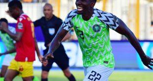 Kenneth Omeruo schießt Nigeria ins Achtelfinale