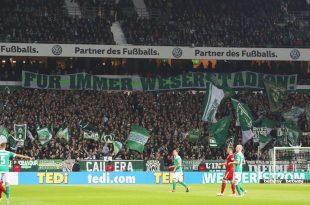 Die Fans des SV Werder wollen keine Umbenennung